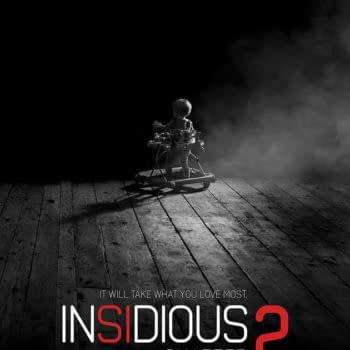 International Trailer For Insidious 2 Is Filled With Familiar Tropes