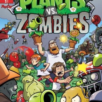 Dark Horse Brings Plants Vs. Zombie To SDCC Preview Night