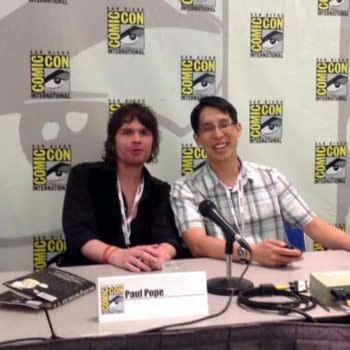 First Second: Gene Yang and Paul Pope in Conversation