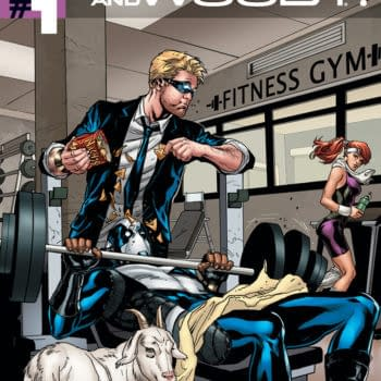 Quantum And Woody #1 Sells Out Of 21,000 Print Run