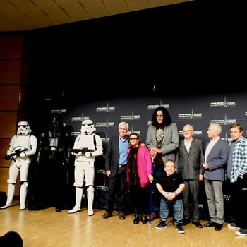 Return Of The Jedi Cast Reunite For Star Wars Celebration Europe