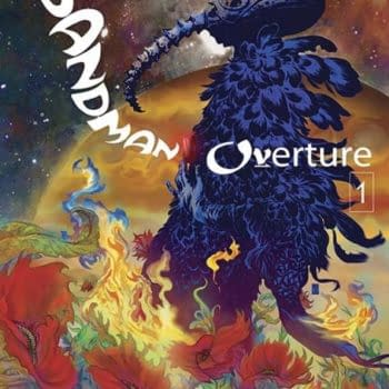 Sandman: Overture Gets A Double Page Foldout – Those October 2013 Vertigo Solicitations In Full