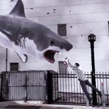 Sharknado Sequel To Be Called Sharknado 2: The Second One