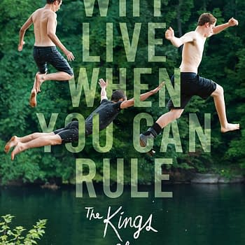 UK Trailer For Coming Of Age Sundance Hit The Kings Of Summer