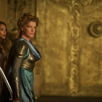 New Image From Thor 2 Reminds Us That It's Not All About Men With Beards