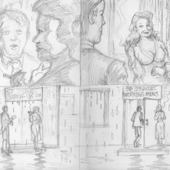 This Is What A Storyboard Drawn By Alan Moore Looks Like