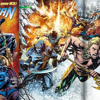 The Others As A New DC Comic From John Ostrander