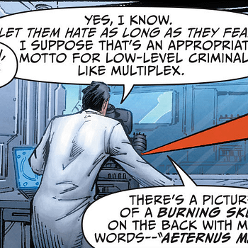 Is Lazarus Part Of The Crime Syndicate Of America
