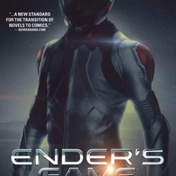A Few Marvel Ch-Ch-Ch-Changes, From Fantastic Four To Ender's Game