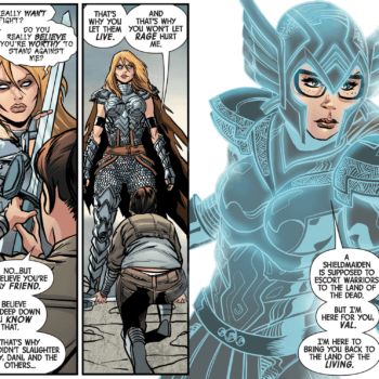 Is This The First Lesbian Fridging In Comics?
