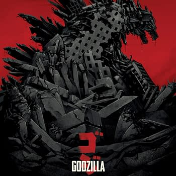 Comic-Con Godzilla Poster Gives You Your Best Look At The Big Guy So Far