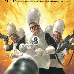 Dave Dorman Covers Henchmen