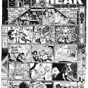 A Forgotton Jam By Alan Moore Dave Gibbons Melinda Gebbie Grant Morrison Bryan Talbot Clive Barker Mark Buckingham Glenn Fabry Duncan Fegredo Hunt Emerson and Phil Elliott