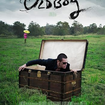 First Poster And Intriguing Images From Spike Lees Oldboy Remake