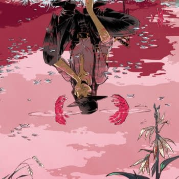 Five Image Comics Debut In October – And One Of Them Does It Five Times