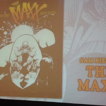 IDW Announces New Artist Editions Of The Maxx Hellboy Star Slammers Romita Spider-Man Marvel Covers And Basil Wolvertons Horizontal Weird Worlds UPDATE