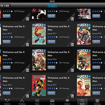 Wolverine And The X-Men Hits The ComiXology 99 Cent Sale Tomorrow