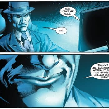 Did Man Of Steel Alter The End Of Justice League #22