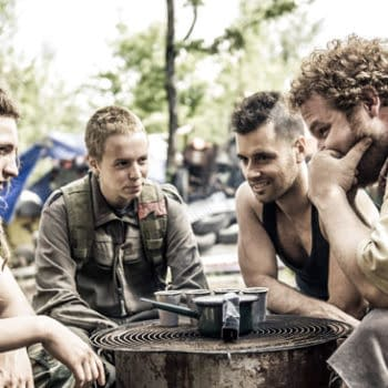 Intriguing Trailer For Robert Morin's Post Apocalyptic The Four Soldiers