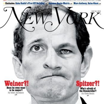 Swipe File: New York Magazine And… Arseface?