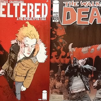Sheltered #1 Ships From Image Early To The UK As Well As The Walking Dead #112