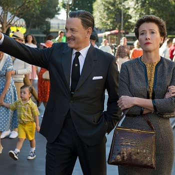 First Trailer For The Making-Of-Mary Poppins Movie Saving Mr. Banks