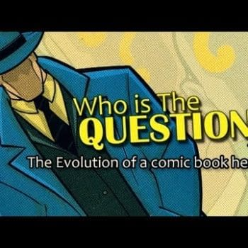 Who Is The Question? Documentary About The DC Character With O'Neil and Rucka