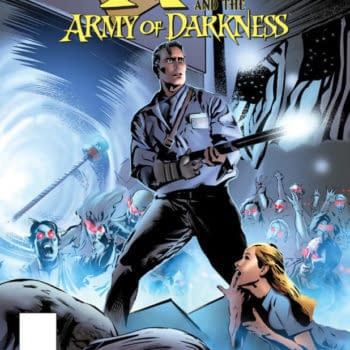 Dynamite To Make Ash And The Army Of Darkness #1 By Steve Niles Fully Returnable