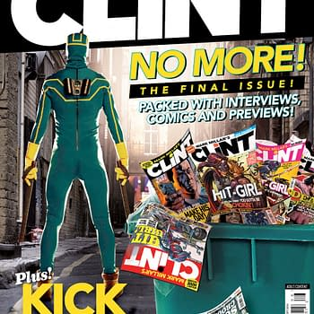 Mark Millars CLiNT Magazine Cancelled On The Day Kick Ass 2 Launches In The UK