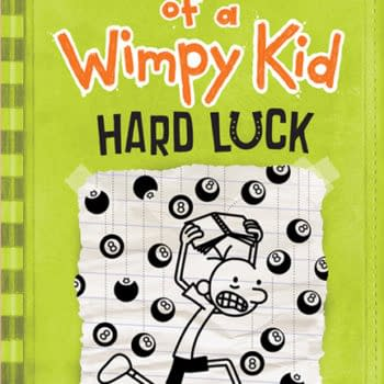 The Look Of Diary Of A Wimpy Kid Volume 8: Hard Luck