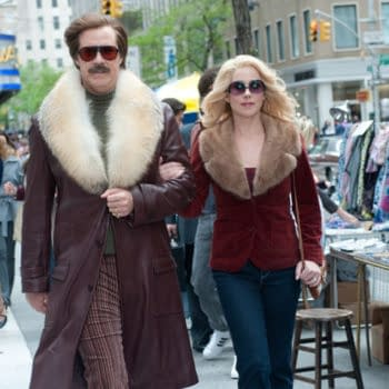 Ron Burgundy Has Written A Memoir, Plus New Images From Anchorman: The Legend Continues