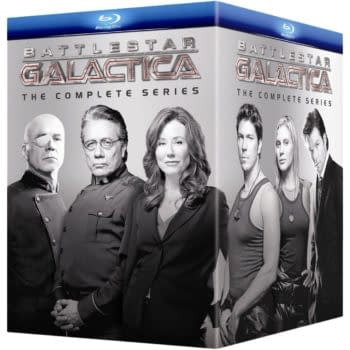 Now Is The Time To Buy The Battlestar Galactica Complete Series Box Set