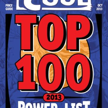 A New Number One On Bleeding Cool Magazine's Top 100 Power List