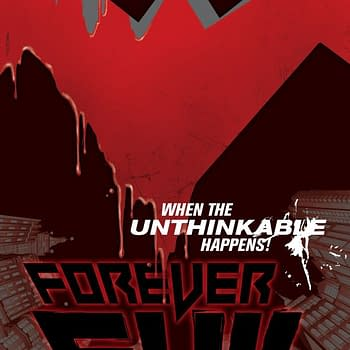 The Fate Of Nightwing In Forever Evil #1 And Its Implications. SPOILERS Obviously.