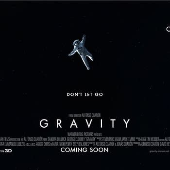 Gravity Photos, Posters And A New UK Release Date