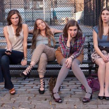 Felicity Jones Is In The Next Season Of Girls, Plus Watch Adam Vs. An iPhone