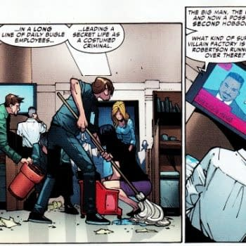 A Question Of Identity – Minor Superior Spider-Man Spoilers