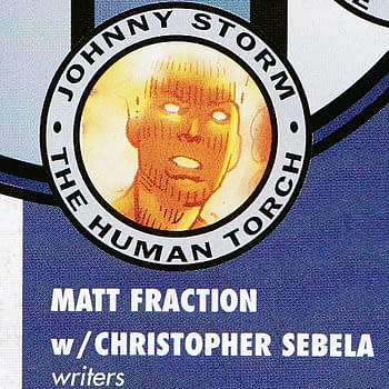 Matt Fraction Drops Off Fantastic Four And FF Over Inhuman Demands