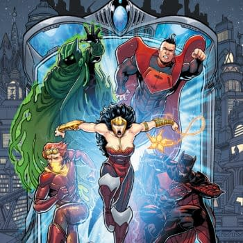 Kevin Maguire Off Justice League 3000, Howard Porter On From #1…