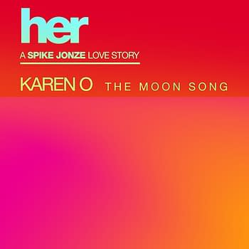 Listen: Karen Os The Moon Song From Spike Jonzes Her