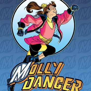 A New Danger Girl Called Molly