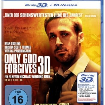 Winding Refn And Gosling's Only God Forgives Latest Film To Go 3D For German Blu-ray Release