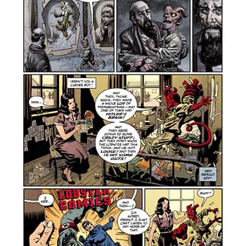 Hellboys Midnight Circus &#8211 A Collection Of Preview Art