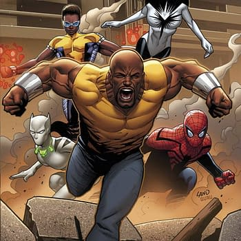 Black-Focused Mighty Avengers #1 Heavily Underordered By Comic Retailers