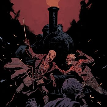 Preview: Baltimore: The Infernal Train #1