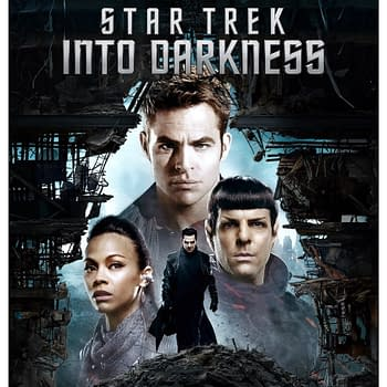 Why Arent All The Star Trek Into Darkness Special Features On The Blu-ray