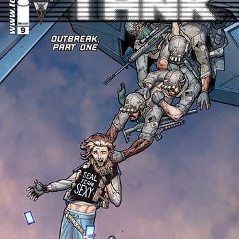 Eight Pages Of Think Tank #9