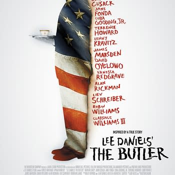 An Attention Grabbing New Poster For Lee Daniels The Butler