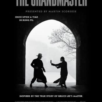 New Poster, Trailer And Featurette For The US Release Of The Grandmaster And Critics Begin To Weigh In On The Cuts
