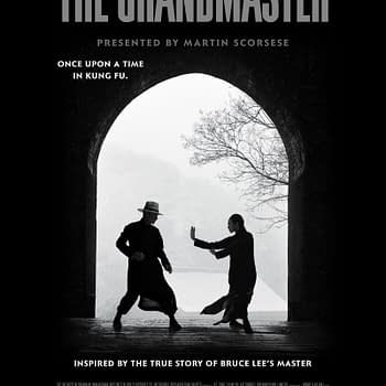 New Poster Trailer And Featurette For The US Release Of The Grandmaster And Critics Begin To Weigh In On The Cuts